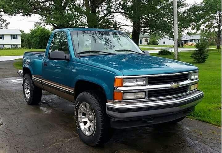 1998 Chevrolet Silverado 1500 Stepside Z71 Chevrolet Trucks Chevrolet Silverado Chevy Trucks