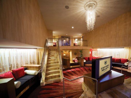Caesars to open its high roller suites for online bookings vegas and villas for Caesars palace 3 bedroom suite