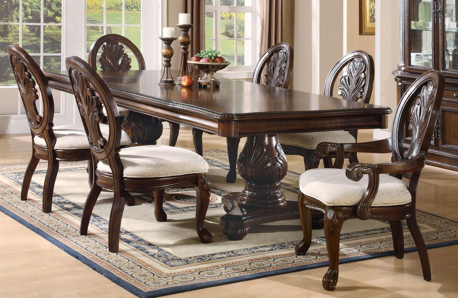 Master Dining Room Tablecoaster Furniture Is A Stunning Dining Fascinating Coaster Dining Room Furniture Design Inspiration