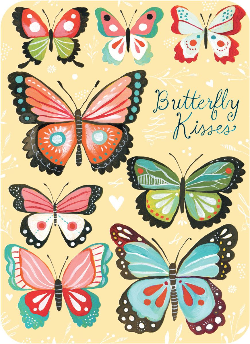 MP298-madison-park-greetings-group-katie-daisy-yellow-butterfly-kisses-happy-ann…