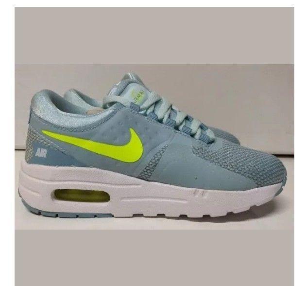 newest 46c03 894e1 New Size11C Nike Kids Air Max Zero Essential Youth Glacier Blue 881228-400   fashion  clothing  shoes  accessories  kidsclothingshoesaccs  unisexshoes  (ebay ...