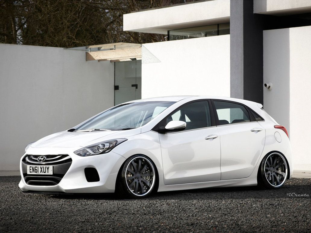 hyundai i30 by dstrbd1984 fanatic sport car loving page. Black Bedroom Furniture Sets. Home Design Ideas