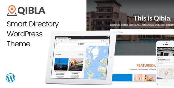 Qibla - WordPress Listing Directory Theme - https://themekeeper.com ...