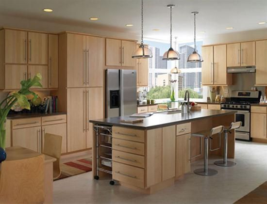 Kitchen ceiling lighting ideas how to choose kitchen ceiling light fixtures kitchen design - How to get your kitchen ceiling lights right ...