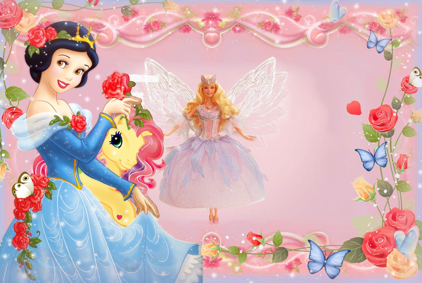 frames de princess - Pesquisa Google | frames das ...