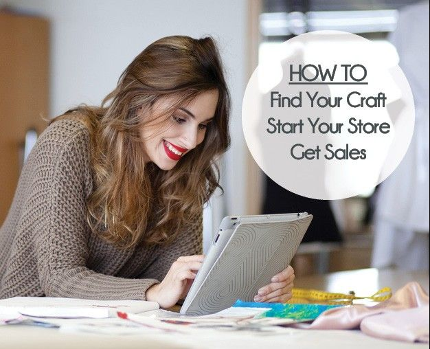 DIY Crafts to Sell – How to Sell What You Make - Full Series Table of Contents