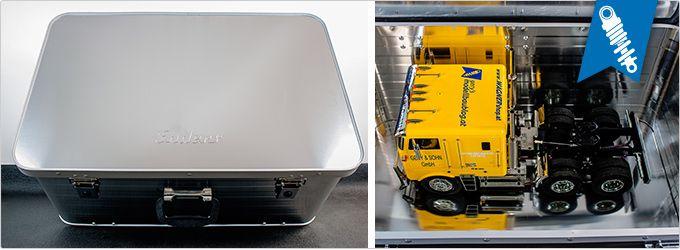 Produktvorstellung: Transportbox für den Modellbau?