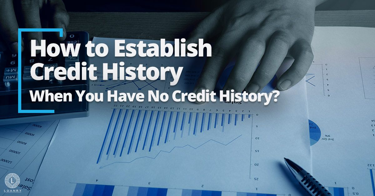 Getting A Personalloan With No Credithistory Can Be Very Difficult But Worry No More There Are Ways You Can Still Get Qu Personal Loans Credit History Loan
