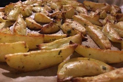 Fettarme Kartoffelspalten aus dem Ofen #kartoffelspaltenofen Fettarme Kartoffelspalten aus dem Ofen #kartoffelspaltenofen