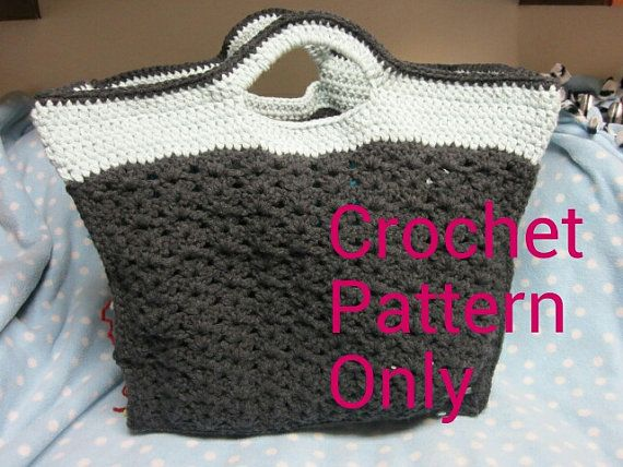 the Pattern for the Yarn organizer/project bag