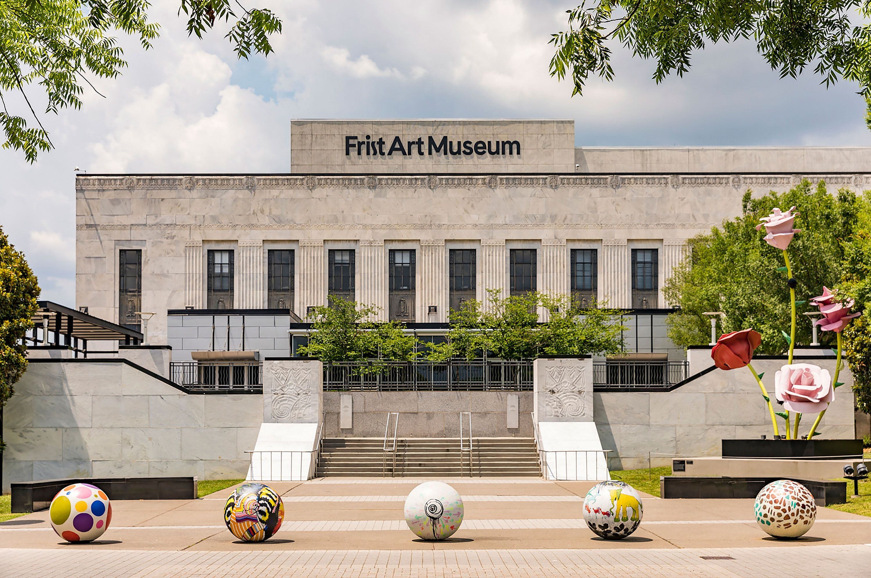 Frist Art Museum In 2020 Art Deco Logo Nashville Art Nashville