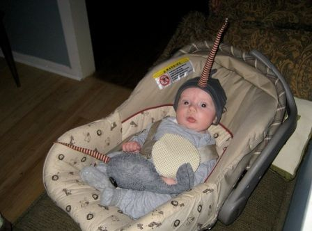 baby narwhal costume!!!!!!!! EPIC | Narwhals | Pinterest | Babies ...