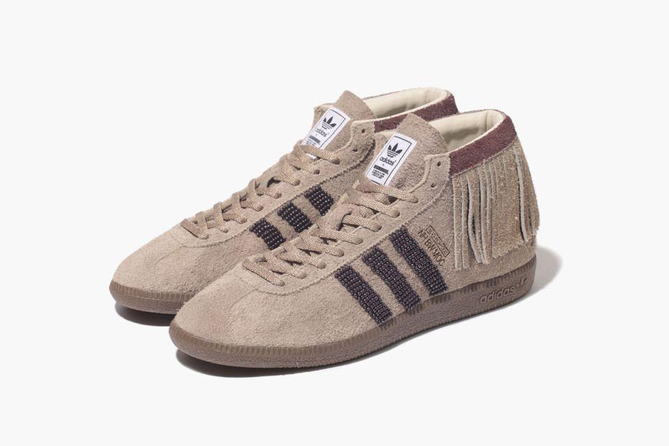 adidas Originals x NEIGHBORHOOD Footwear Collection  dd6917a427