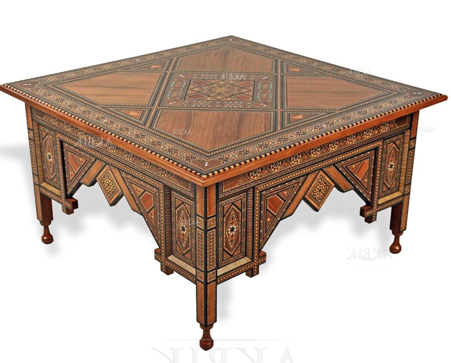 Moroccan Style Coffee Table Furniture Coffee Table Furniture Tiled Coffee Table Coffee Table [ 1186 x 1472 Pixel ]