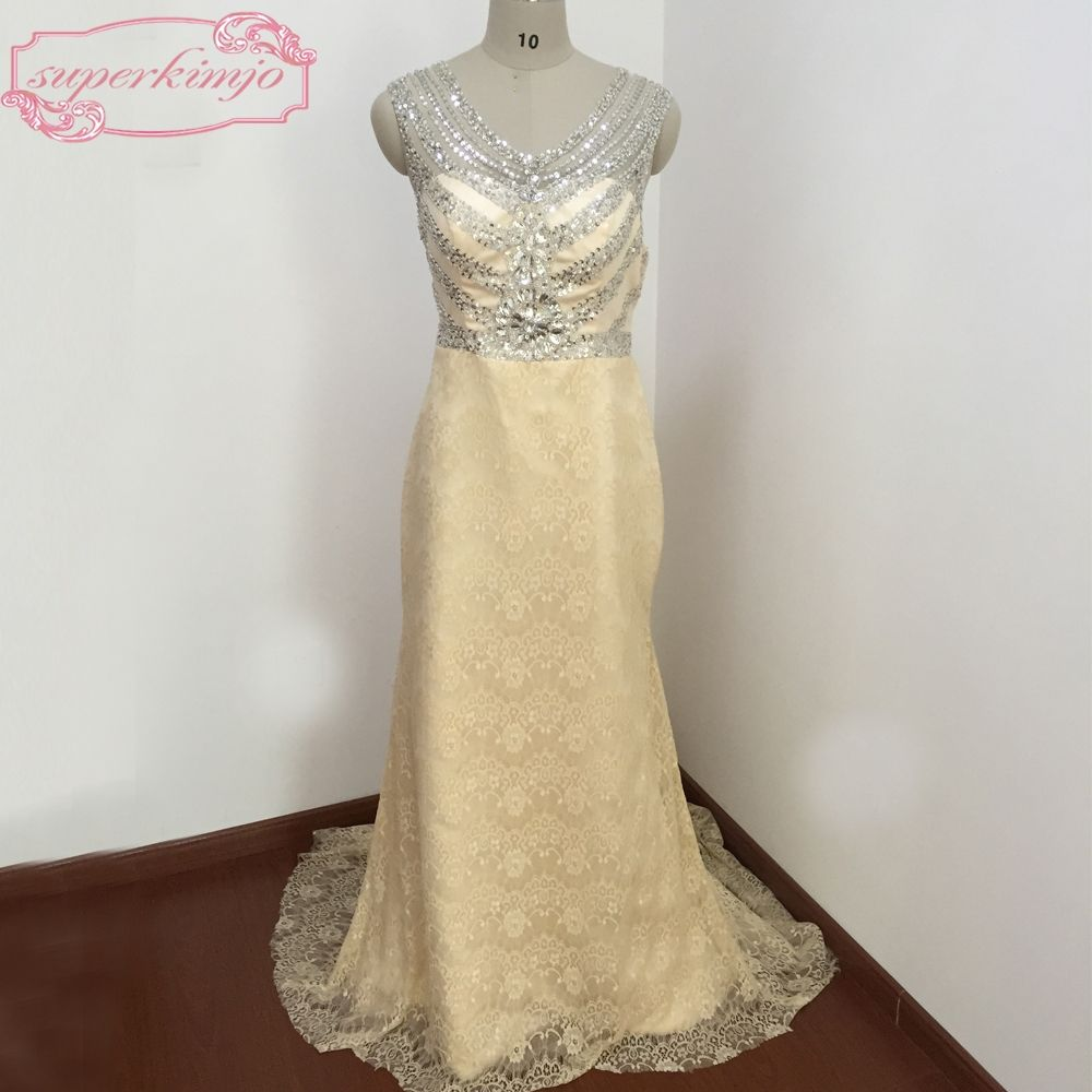 Actual bridal dresses court train crystal beading sequins sheer