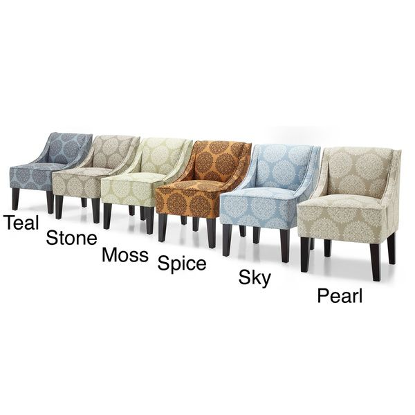 Marlow Gabrieel Accent Chair  Overstock™ Shopping  Great Deals Alluring Overstock Living Room Chairs Design Decoration