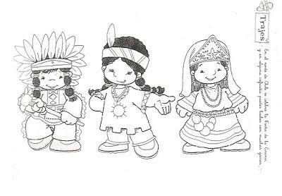 Busco Imágenes Dibujos Fiestas Patrias De Chile Huaso Cueca