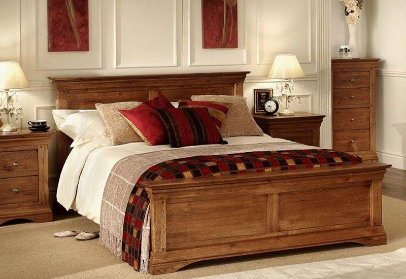 fotos de camas de madera calidas | Camas matrimoniales | Pinterest ...