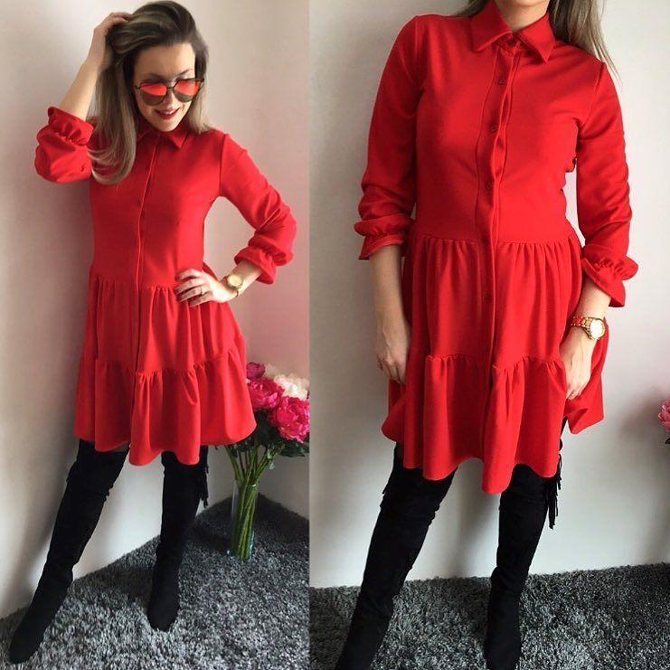 9a08e1ee3ed7 Košeľové šaty pohodlnýkvalitný materiál veľ.UNI vhodné pre SML posledné  kusy v cene 1880