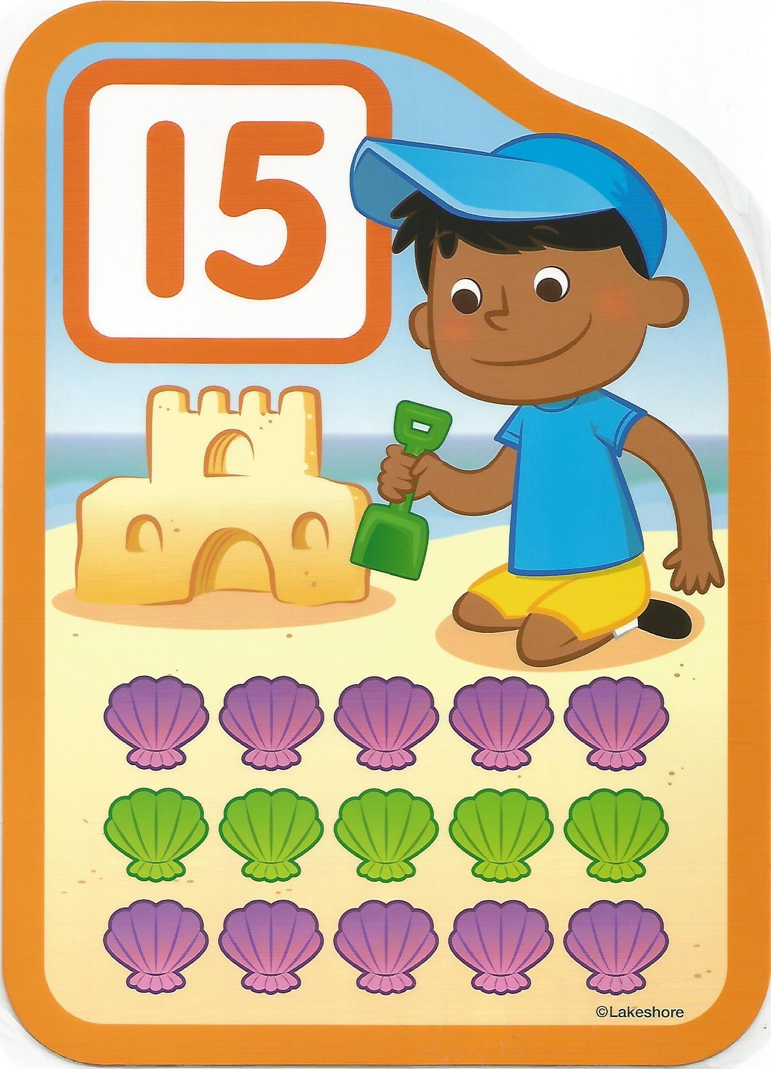 Numero 15 Correspondencia Matematicas Matematicas Para Ninos Actividades De Aprendizaje Para Ninos Imprimibles Para Preescolar