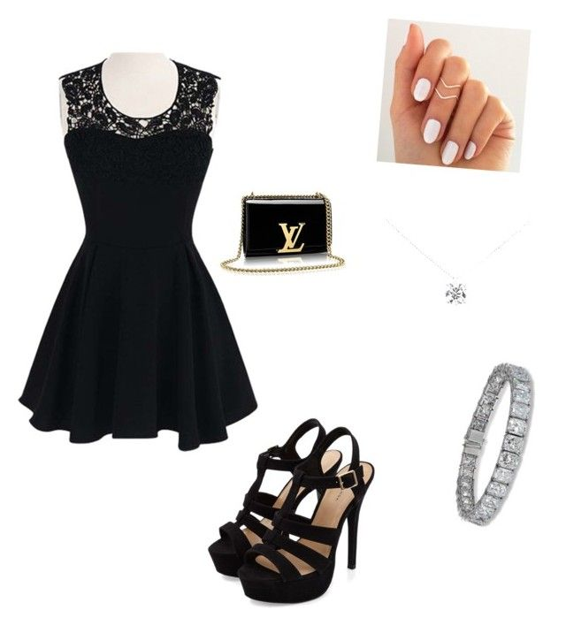 """Night out"" by vanessavargas1206 ❤ liked on Polyvore"