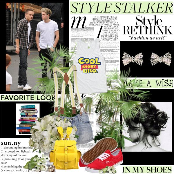 """Niall and Liam picking you up from school"" by jashley-clatt on Polyvore"