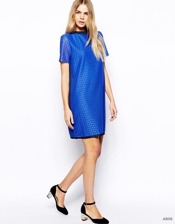 Shift dress 60s style