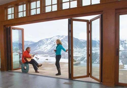 Exterior Sliding Gl Walls Pocket Doors Home Designs Wallpapers