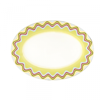 Dinnerware · Missoni Home - Margherita ...  sc 1 st  Pinterest & Missoni Home - Margherita Oval Plate - 36cm | Missoni home accents ...