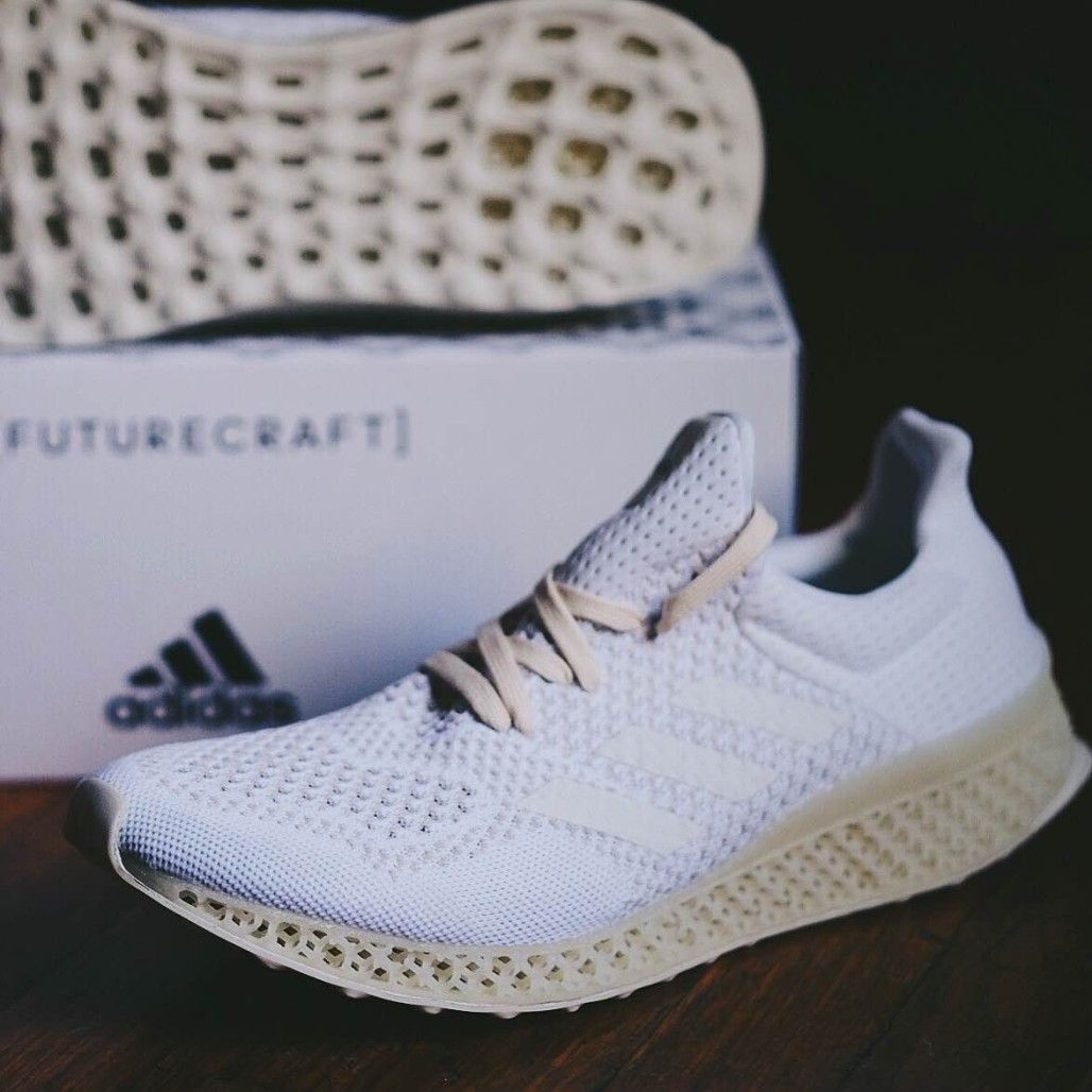 A Custom Fit Future: adidas Futurecraft 3D - Design Milk