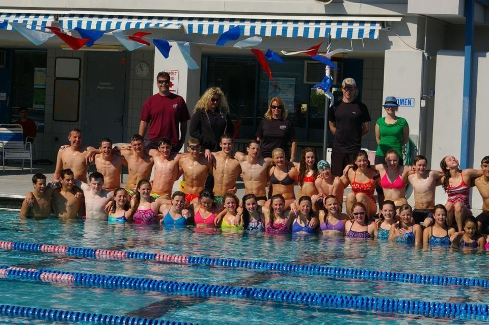 Florida training camp 2013 ghac training camp swimming