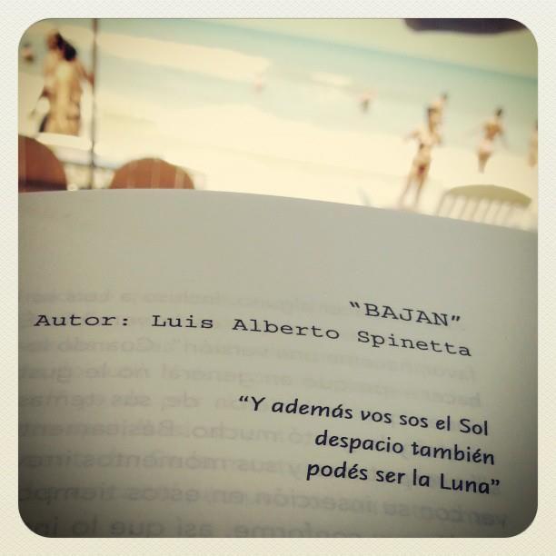 Positivo Amor Foto Spinetta Frases Letras De Canciones