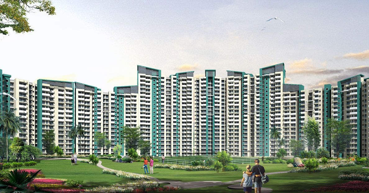 Ajnara Homes Greater Noida West is a is an architectural