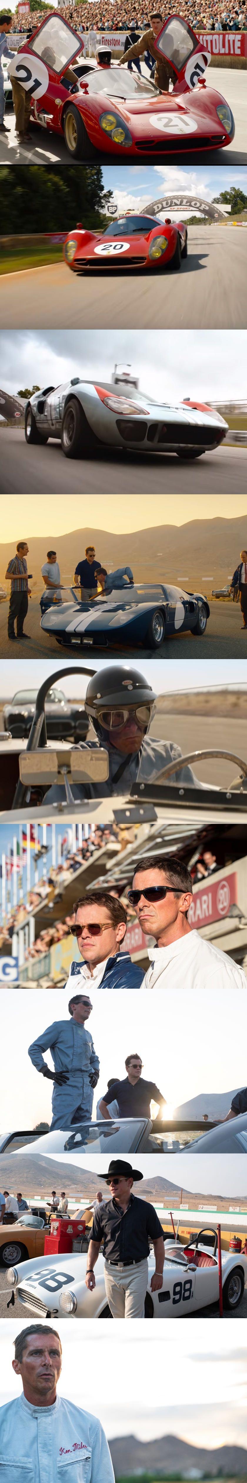 Ford V Ferrari Looks Like The Ultimate Racing Film Ferrari