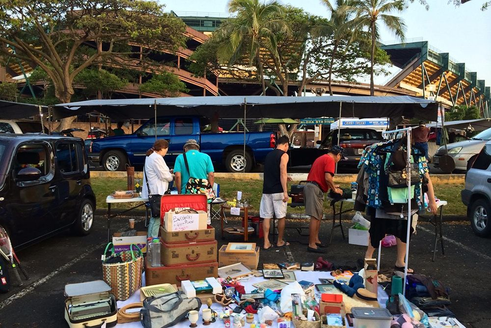 Five Tips for Selling at the Aloha Stadium Swap Meet | HawaiiHome me