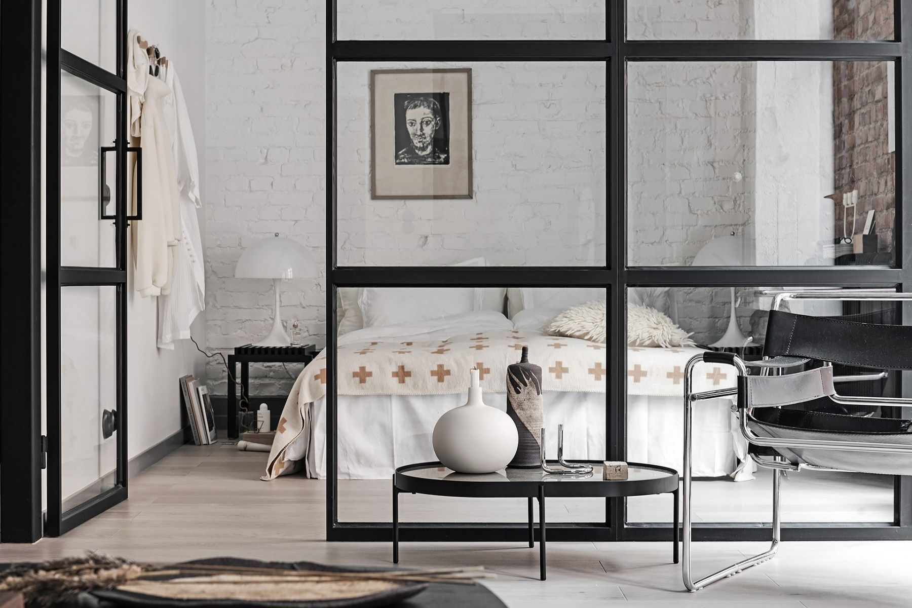 I Wish I Lived Here New York Style Loft With Crittall Style