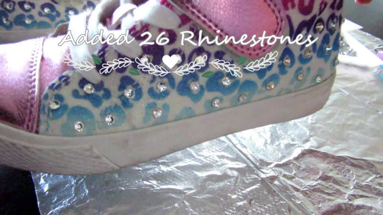 DIY Tutorial Video: How to Apply Rhinestones to Bling your kids or your own shoes for back to school DIY Project. Short Youtube Tutorial Video. #howtoapplybling DIY Tutorial Video: How to Apply Rhinestones to Bling your kids or your own shoes for back to school DIY Project. Short Youtube Tutorial Video. #howtoapplybling DIY Tutorial Video: How to Apply Rhinestones to Bling your kids or your own shoes for back to school DIY Project. Short Youtube Tutorial Video. #howtoapplybling DIY Tutorial Vide #howtoapplybling