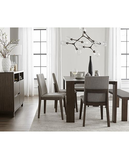 Crosby Dining Chairs 6 Pc Set 6 Side Chairs Created For