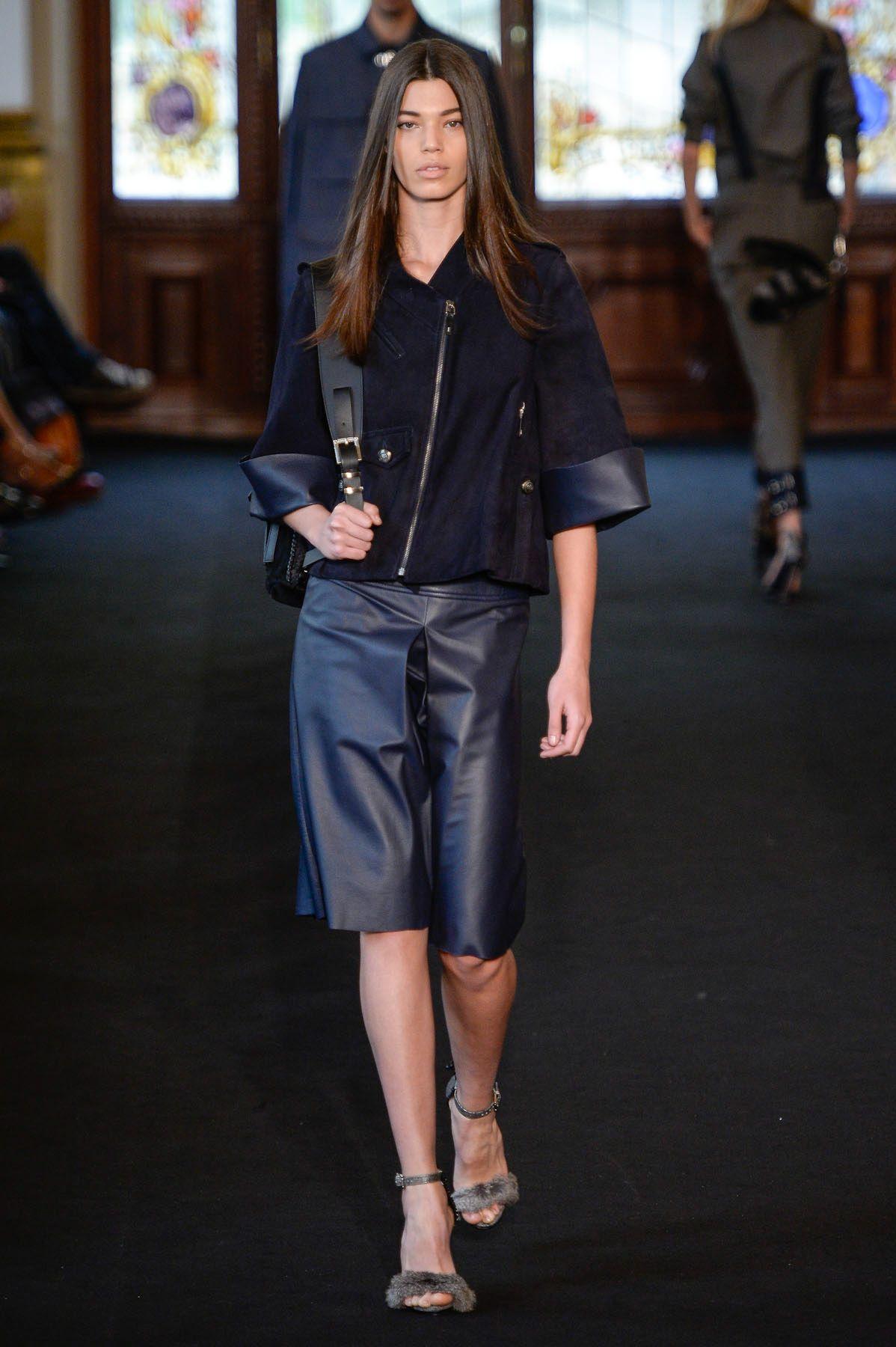 +++ Ellus + Fall / Winter 2014 2015 + SPFW + RTW +++  #utilitarian #MountainSports #jacquard #sequins #japan #samurai #denim #leather #wool #RawDenim #SaoPaulo #urban #Invierno2014 #winter2014 #Jeanswear #fashion #moda #fashionweek @EllusJeansDeluxe #EllusJeans #Ellus #spfw @SPFWoficial @ISAZAalejandro