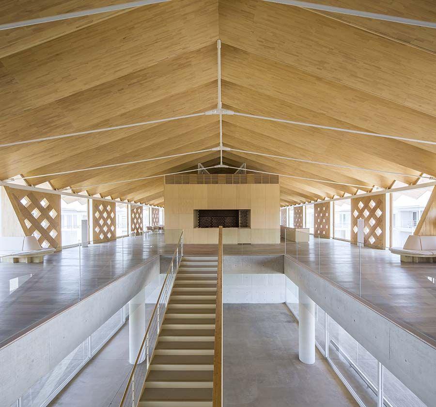 坂茂建築設計 Shigeru Ban Architects 坂茂 休憩所 建築