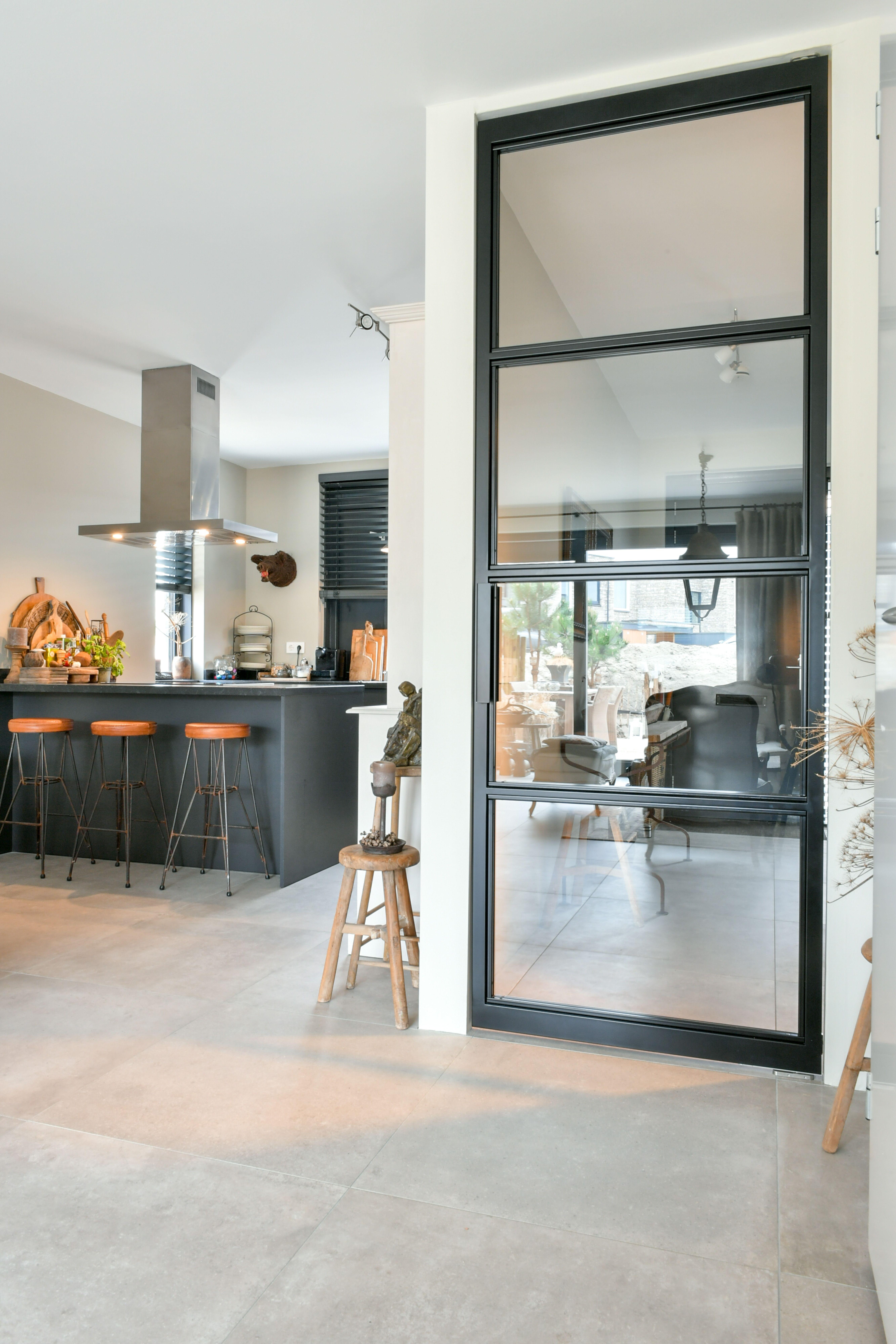 Pin van K.Heijligers op deur | Pinterest - Deuren, Keuken en Huiskamer