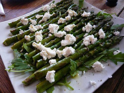 Photo of Asparagus Easter Side Dish #barre3recipes
