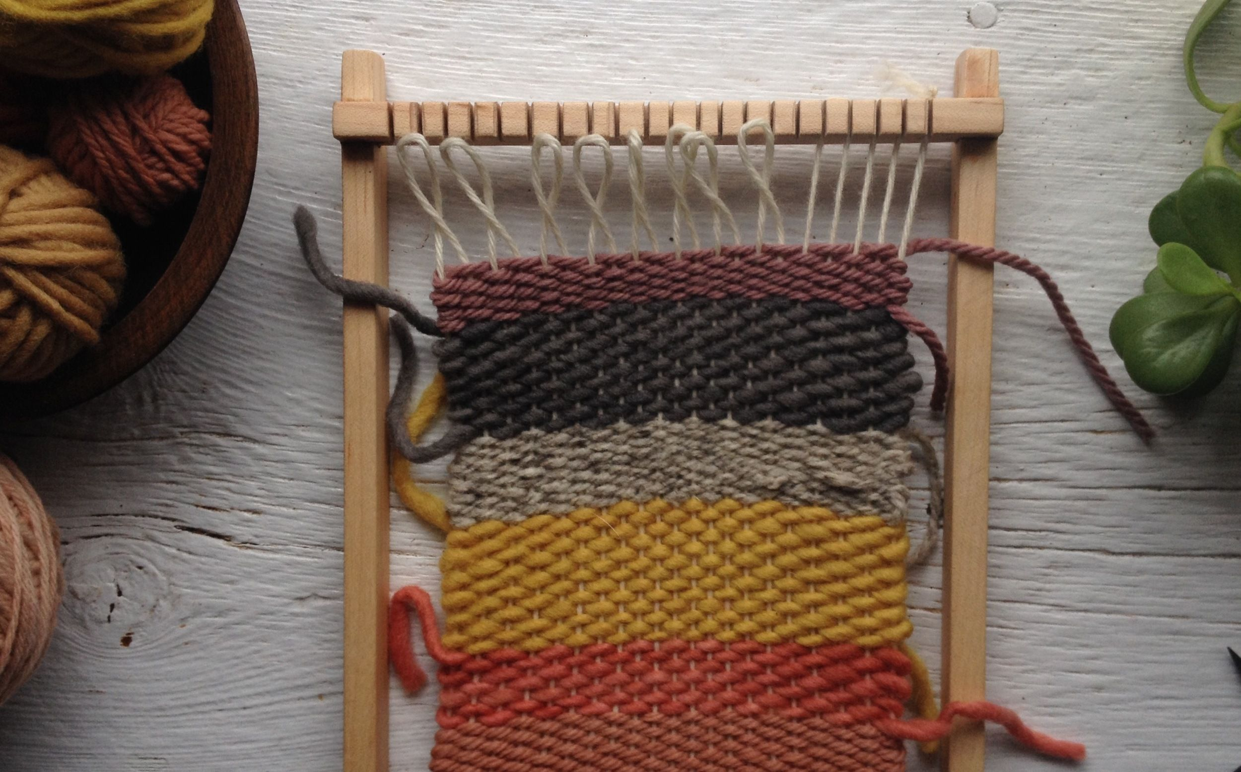 Introduction to Weaving tutorial