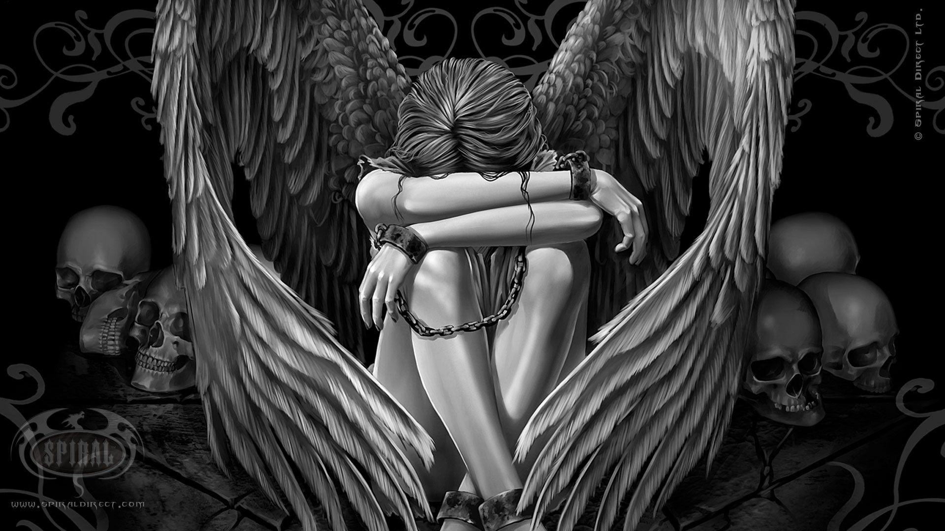 еще обои на телефон падшие ангелы требовательные