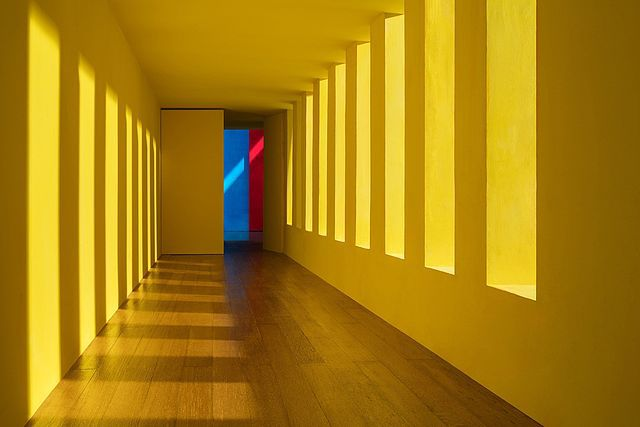 """Luis Barragán's """"emotional architecture"""" recreated in model photographs"""