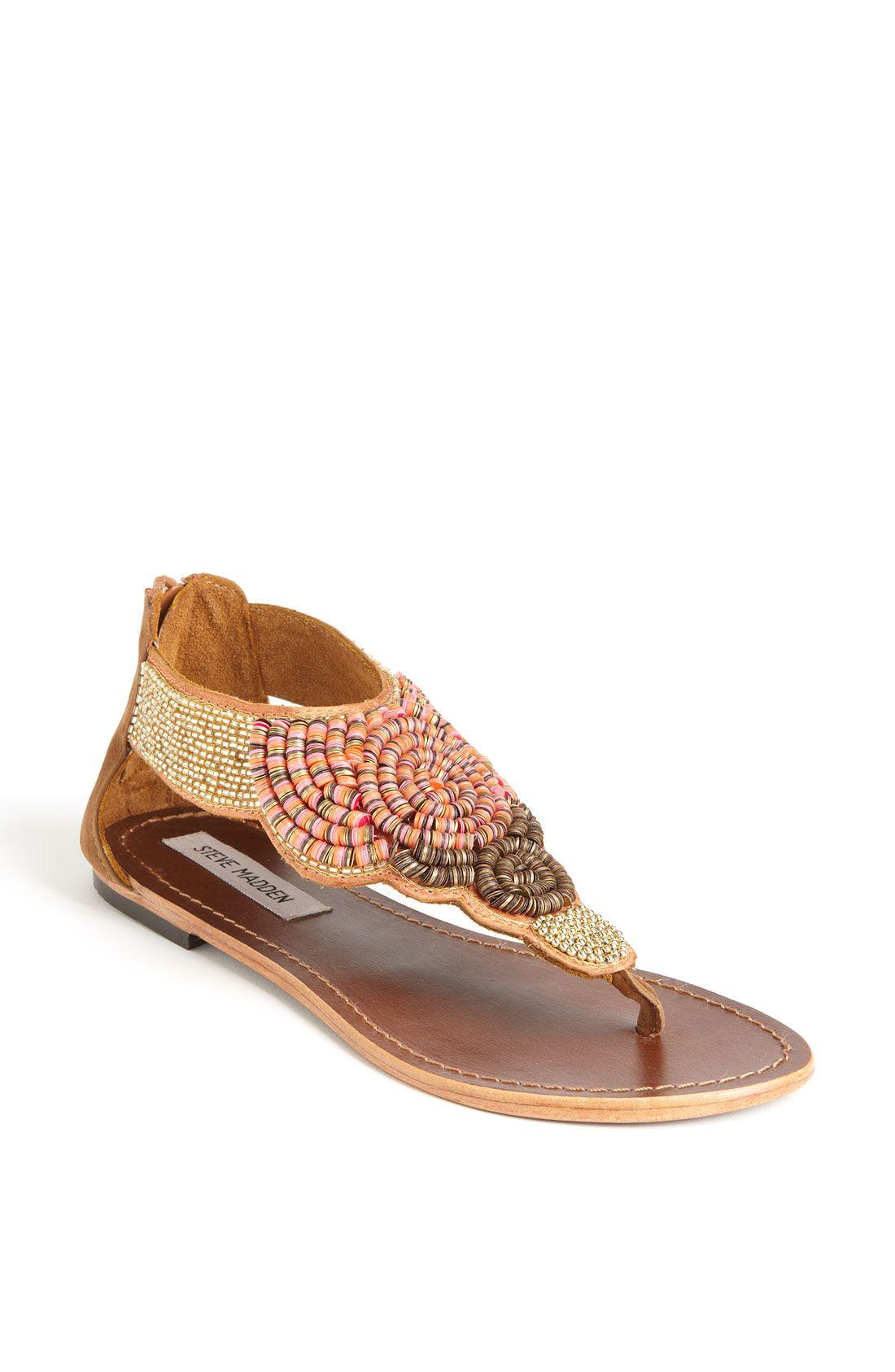 Steve Madden 'Pharroh' Sandal | Brudesko, Støvler og Sko