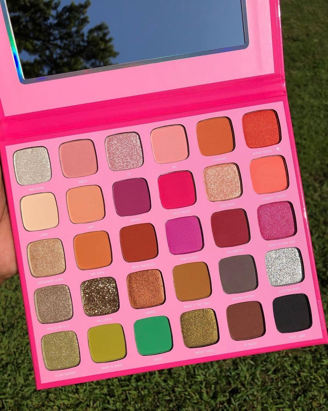 The Jeffree Star Artistry Palette Jeffree Star Palette Jeffree Star