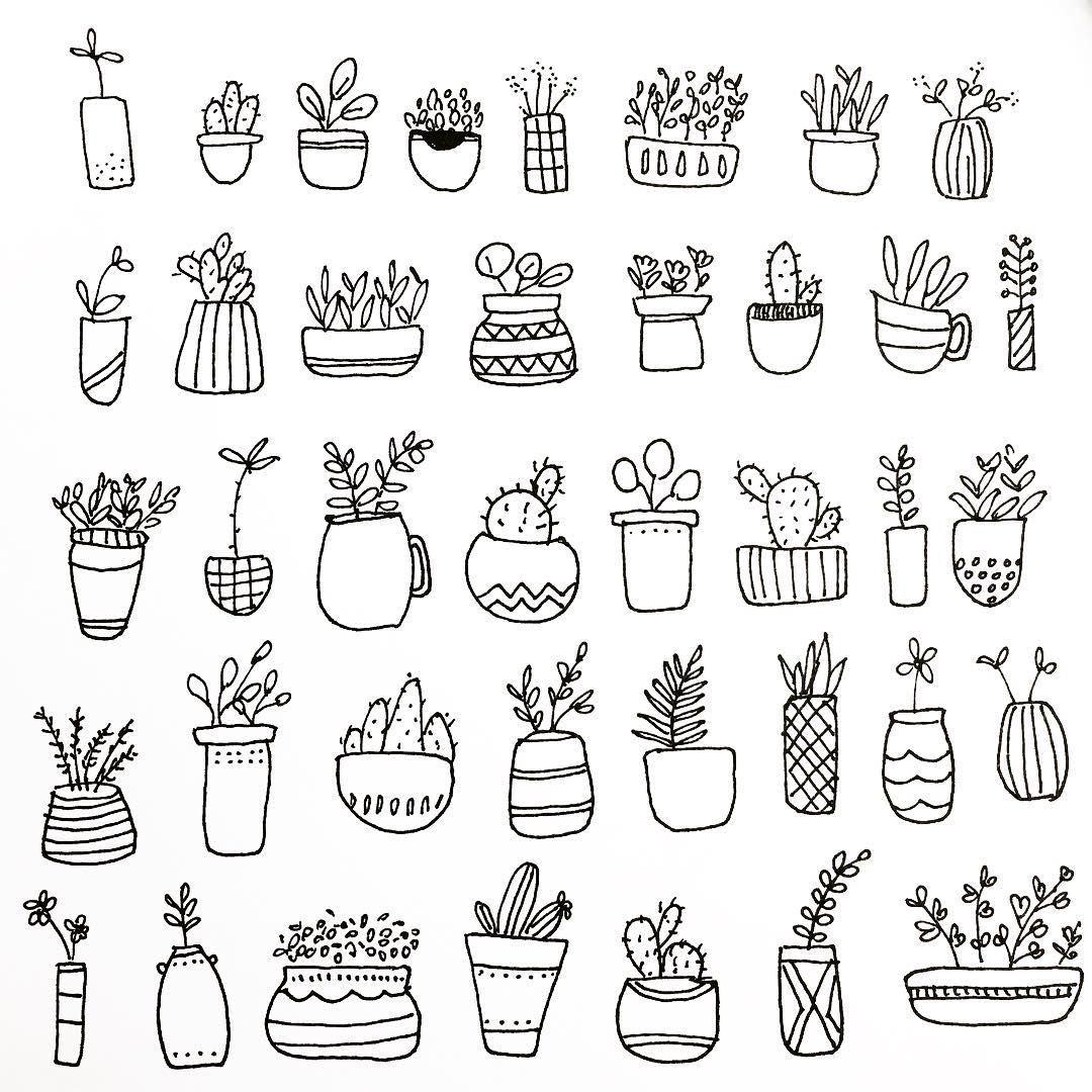 No Photo Description Available Plant Doodle Cute Doodles Doodle Coloring