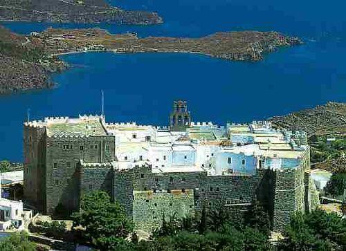 #Patmos #Greece.   #Greek #Orthodox. #Beautiful!