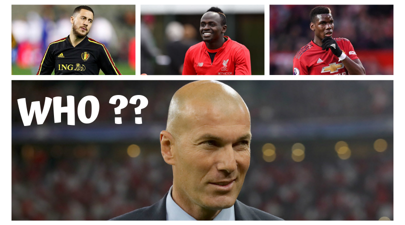 Real Madrid Transfer News 3 Star Players Zinedine Zidane Could Sign At Real Madrid Real Madrid Transfer Real Madrid Manchester United Star Player